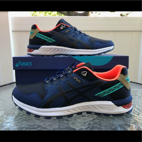 Asics Shoes | New Mens Tiger Gelcitrek